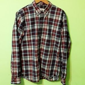 Brooks Brothers Red Fleece Collection Plaid Shirt